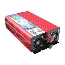 2500W Modified Sine Wave Power Inverter DC 12V to AC 220V For Vehicle Electronic