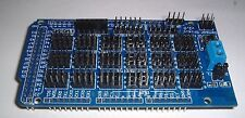Sensor Shield Expansion Board V for Arduino  Mega with pins UK stock