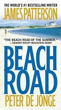 Beach Road by Peter de Jonge, James Patterson 2006, Hardcover, Large Print Type