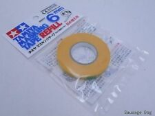 Tamiya #87033 6mm Width Masking Tape Refill Set For 87030 Paint Craft Tool Spray