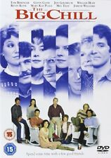 The Big Chill [DVD] Tom Berenger, Glenn Close, Lawrence Kasdan Brand New Sealed