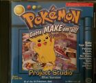 Pokemon Project Studio Blue Version (PC, 1999)