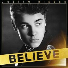 Believe - Justin Bieber laducris nicki minaj drake big sean CD