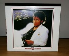 MICHAEL JACKSON NO PROMO CD THRILLER BELGIUM SPECIAL EDITION