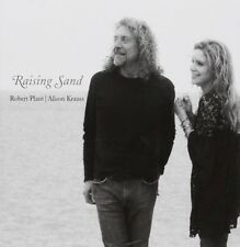 ROBERT PLANT & ALISON KRAUSS - RAISING SAND CD ALBUM