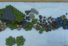 Heroscape master set rise of valkyrie lot figures terrain cards