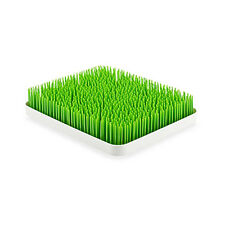 Boon Green Grass Lawn Countertop Baby Milk Bottle Drying Rack Modern BPA Free