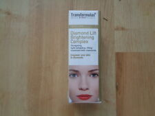 transformulas Diamond lift brightening complex anti aging lifting moisturising.