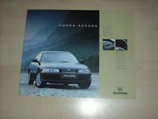 60645) Honda Accord Prospekt 05/1994