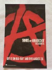 """SONS OF ANARCHY - 11""""x17"""" Original Promo TV Poster SDCC 2014 Comic Con MINT B"""