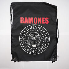 THE RAMONES - PRESIDENTIAL SEAL - OFFICIAL DRAWSTRING BAG - BRAND NEW