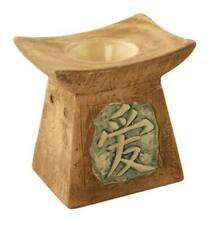 T-Lite Incense Oil Warmer (Zen Essentials) [NEW]