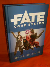 Fate Core System RPG Basic Rulebook HC Roleplaying Game Evil Hat Hardcover 2013