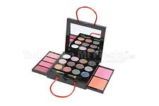 Girls Children Makeup Kit Set Eyeshadows Lipgloss Blush Applicator