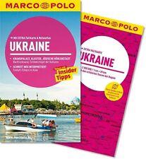 !! Ukraine Kiew 2013 UNGELESEN Reiseführer mit Karte Marco Polo