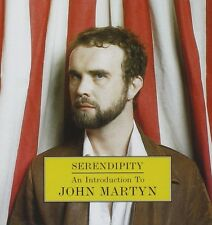 John Martyn Serendipity-An Introduction To CD NEW SEALED Solid Air+