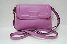 MARC BY MARC JACOBS LOVELY VIOLET ABBOTT & BLAZE CROSSBODY BAG - $198 RET.
