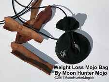 Weight Loss Mojo Bag Weight Charm Amulet Weight Loss Spell Hand Made