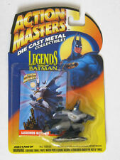 KENNER 1994. LEGENDS of BATMAN. ACTION MASTERS DIECAST FIGURE & COLLECTORS CARD