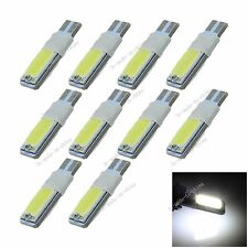 10X Car White 2 SMD COB LED 48 Chips T10 W5W Wedge Side Light Bulb Lamp A087