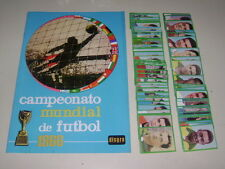 ALBUM WORLD CUP ENGLAND 66 DISGRA - Stickers stick - 100% complete!