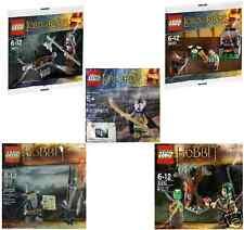 5x Lego Herr der Ringe Der Hobbit Sondersets 5000202 30210 30211 30212 30213