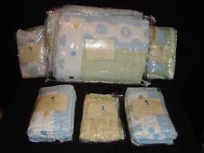 Pottery Barn Kids Stella Queen Full Comforter 2 Standard Shams 2 European Shams