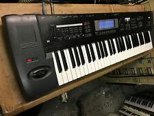 Korg / TR 61 key Workstation Synth /keyboard/16meg/TR61//ARMENS