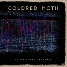 COLORED MOTH - Fragmenting Tensions LP NEW botch, hot cross, nervöus, svffer