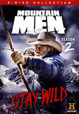 Mountain Men: Season 2 (DVD, 2014, 4-Disc Set)