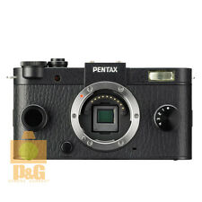 NEW BOXED PENTAX Q-S1 QS1 CAMERA BODY ONLY // CHARCOAL BLACK