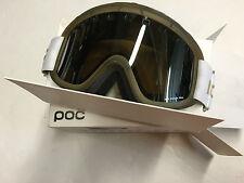 POC Helmets, Iris Stripes Ski Goggles, Calcite Beige, Regular