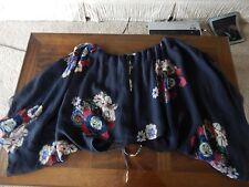 Armani Silk Butterfly sleeve blouse size 12-14