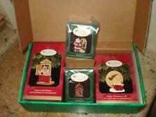 Hallmark 1997 Membership Ornaments Club Kit The Night Before Christmas Set NIB