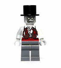 LEGO MONSTER FIGHTERS - ZOMBIE GROOM MINIFIG MINI FIGURE 9465 new