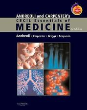 Andreoli and Carpenter's Cecil Essentials of Medicine: With STUDENT CONSULT Onli