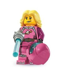 LEGO Intergalactic Space Girl Minifigure 8827 Series 6 New Sealed
