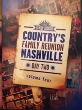 Country's Family Reunion NASHVILLE DVD! Day Two, Volume Four! FREE SHIPPING! Z6