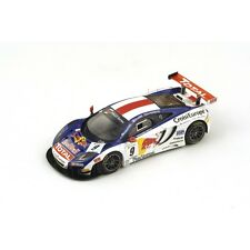 SPARK SF065 McLaren MP4-12C Loeb Racing n°9 Winner Navarra GT FIA 2013 1/43
