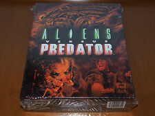 ALIENS VS PREDATOR (1999) ITALIANO SIGILLATO PC BIG BOX C.T.O. PRIMA EDIZIONE