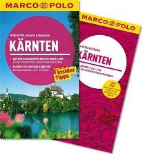 !! Kärnten UNGELESEN 2012 mit Karte Österreich Reiseführer Marco Polo Wörthersee