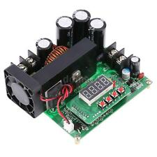 Digital LED DC-DC 8-60V to 10-120V 15A Step-up Power Module Boost Converter H6X6