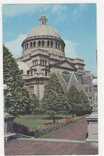 USA, The First Church of Christ, Scientist, Boston Mass. Postcard, B232