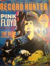 PINK FLOYD THE BAND magazine Record Hunter May 1991