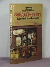 1st, signed, Argonia 1: Song of Sorcery by Elizabeth Ann Scarborough (1982) pb