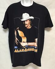 Vintage 1991 Alan Jackson Concert Tour T-Shirt Country 90's Screen Stars 50/50