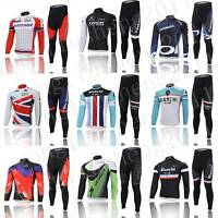 2016 Hot New Men Cycling Jersey Comfort Bike/Bicycle Outdoor jersey&trousers Set