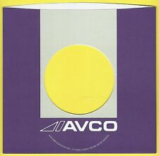 AVCO REPRODUCTION RECORD COMPANY SLEEVES - (pack of 10)