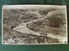 LE GARDON D' ANDUZE (30 gard ) PHOTO AERIENNE LAPIE 1958  (no 31/15 fleuves)