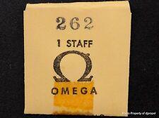 Vintage Original Omega Balance Staff Part #1321 for Omega Cal.262!